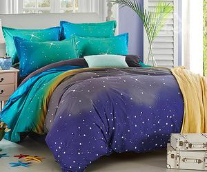 bedroom, cotton, and cotton bedding sets image