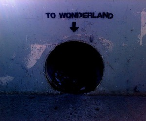 alice in wonderland, cool, and disney image