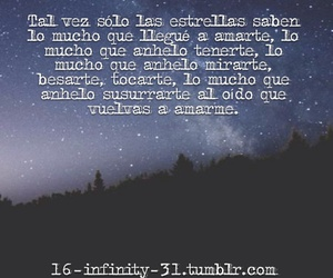 quotes, tumblr, and frases de amor image