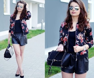girls, moda, and outfit image