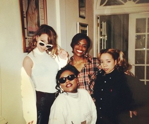 90s, xscape, and mariahcarey image