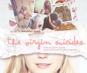 the virgin suicides, movie, and Sofia Coppola image