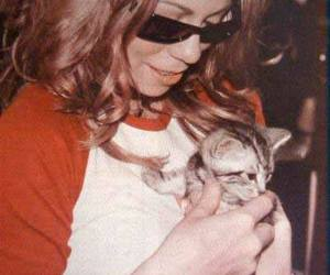 cat and mariahcarey image