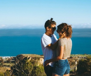 love, couple, and maia mitchell image