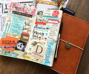 planner, study, and cute image