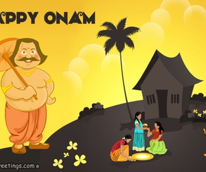 fancygreetings, onam, and onam greetings image