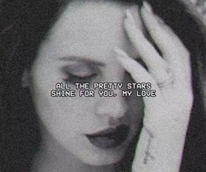 quote, song, and lana del rey image