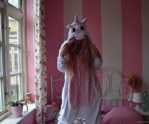 unicorn and schinken.xoxo image