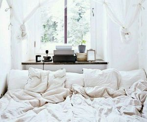 rooms and white image