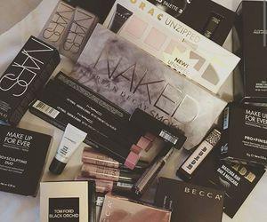 makeup, becca, and lorac image