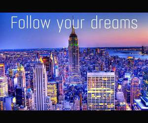 nyc, ♥, and my dream.. image