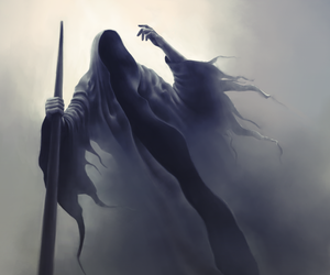 ghost and nazgul image
