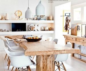 dinner room, ideias, and modern image