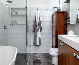 bathroom, clean, and home image