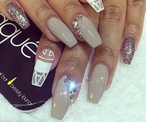 nails love passion image