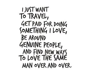 people, quote, and travel image