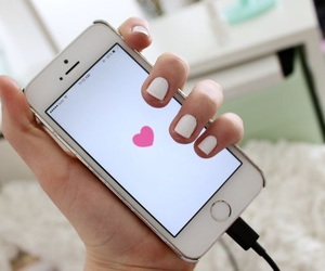 iphone, tumblr, and we heart it image