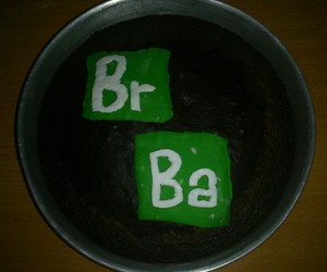 breaking bad, gateau, and chocolat image