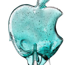 apple, lollipop, and candy image