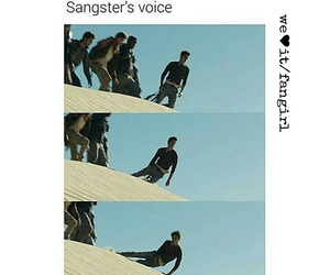 tbs, thomas sangster, and the maze runner image