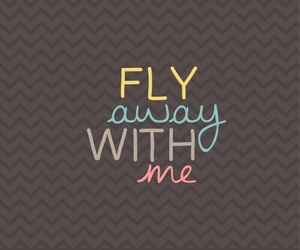 fly, me, and wallpaper image
