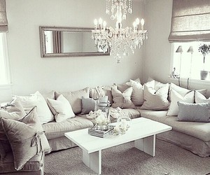 inspiration, interior, and living room image