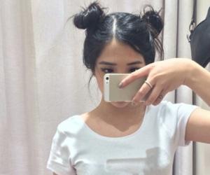 asian girl, ulzzang girl, and korea image