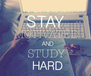 exam, qoute, and motivation image