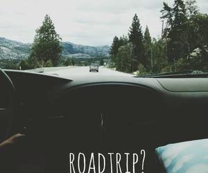 roadtrip, travel, and adventure image