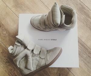 sneaker, isabelmarant, and marant image
