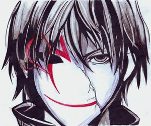 anime and darker than black image