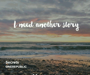 music, one republic, and secrets image