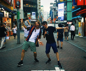 tokyo and asa butterfield image