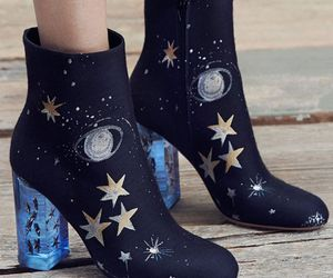fashion, stars, and boots image