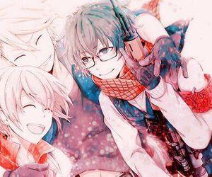 aoharu x kikanjuu and anime image