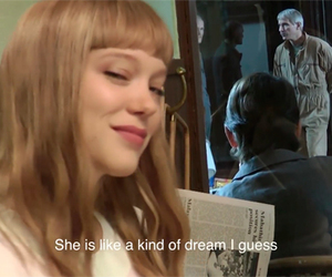 girls, Lea Seydoux, and lady image