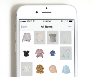 iphone, stylebook, and fashion app image