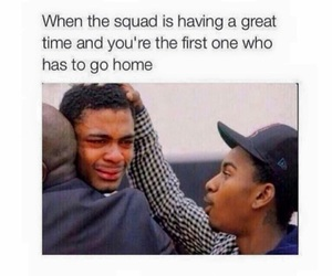 funny, lol, and squad image