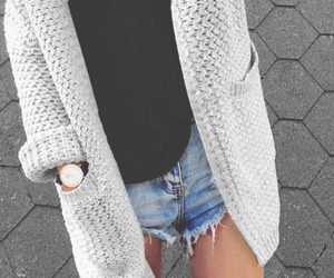 clothes, outfit short, and fashion image