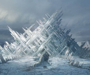 snow, ice, and ice snow image