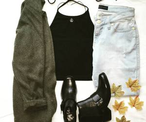 style, fall, and fashion image
