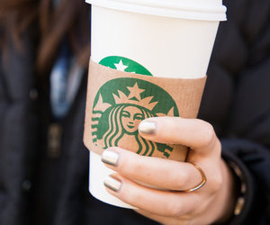 starbucks coffee, tasty, and yummy image