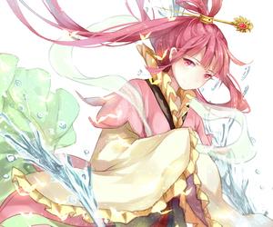 anime, magi, and ren kougyoku image