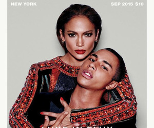 jlo and model image