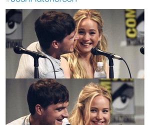 comic con, Jennifer Lawrence, and the hunger games image