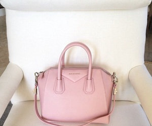 pink, Givenchy, and bag image