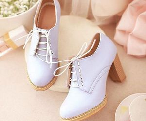 booties, girls, and shoes image
