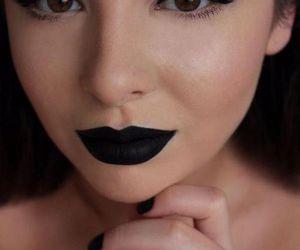 beautiful, beauty, and lips image