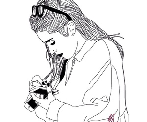 draw, outline, and lauren jauregui image