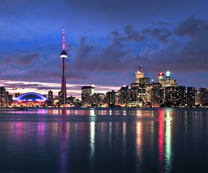canada, toronto, and beautiful image